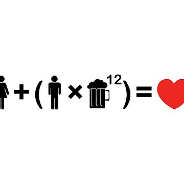 The Love Equation for Men by tinybiscuits