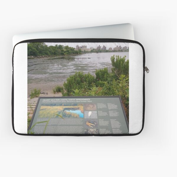 Calvert Vaux Park Coastal Habitat Improvements, #Calvert #Vaux #Park #Coastal #Habitat #Improvements, #CalvertVauxPark #CoastalHabitatImprovements, Laptop Sleeve