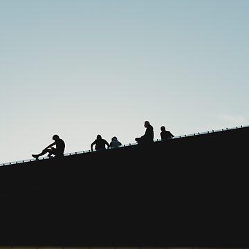 Living on the Edge by bareri