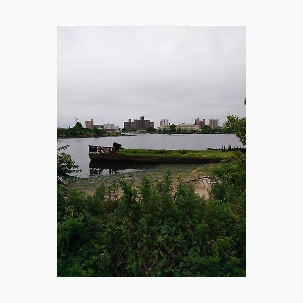 Calvert Vaux Park Coastal Habitat Improvements, #Calvert #Vaux #Park #Coastal #Habitat #Improvements, #CalvertVauxPark #CoastalHabitatImprovements,  Photographic Print