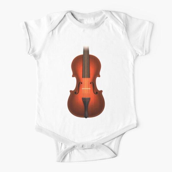 Straordinarius Stradivarius Short Sleeve Baby One-Piece
