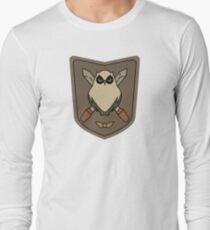 Sora No Woto Owl Crest Long Sleeve T-Shirt