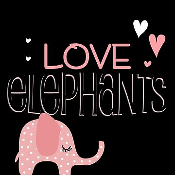 20 I Just Love Elephants T Shirt Elephant Lovers Gift Vet Zoo by kh123856