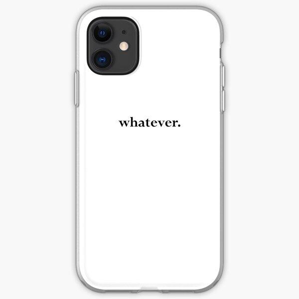 Speak No Evil - whatever. iPhone Soft Case