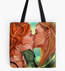 Love is Powerful Tote Bag