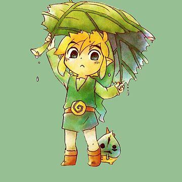 Rainy Link by kooliokatz