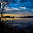 Sunrise In Michigan  by Gypsykiss