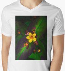 Out foraging Men's V-Neck T-Shirt