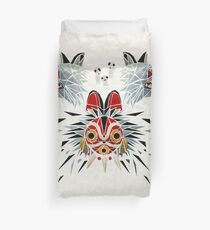 mononoke princess Duvet Cover