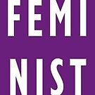 FEMI NIST by CardCarryingBks
