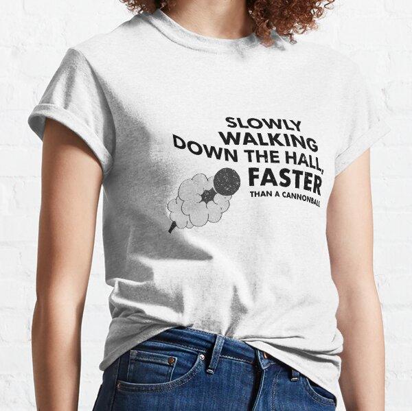Champagne Supernova, Oasis Lyrics, Typography Classic T-Shirt