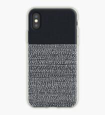 Riverside Black iPhone Case