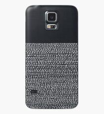 Riverside Black Case/Skin for Samsung Galaxy
