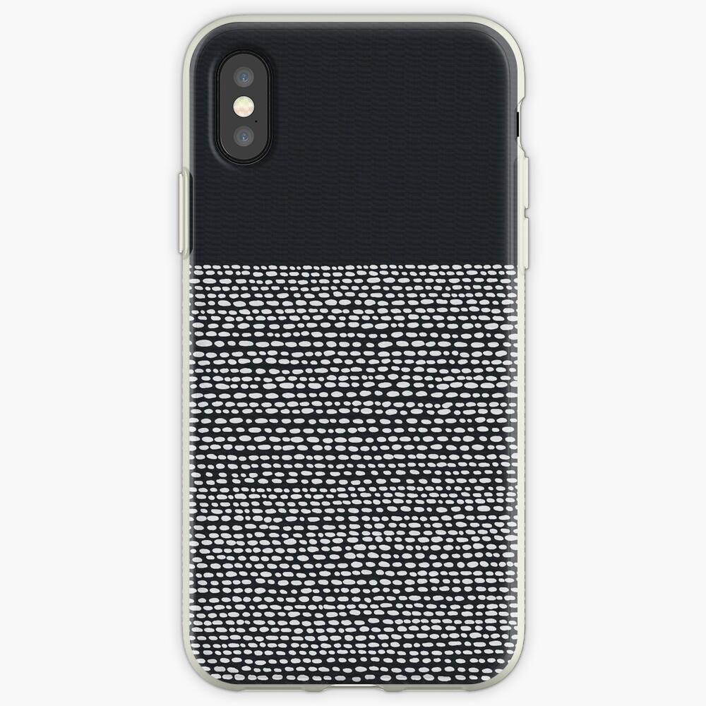 Riverside Black iPhone Case & Cover