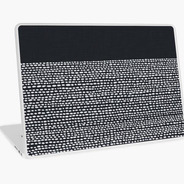 Riverside Black Laptop Skin