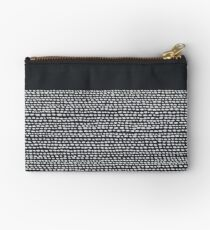 Riverside Black Studio Pouch