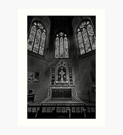 The Lady Chapel Art Print