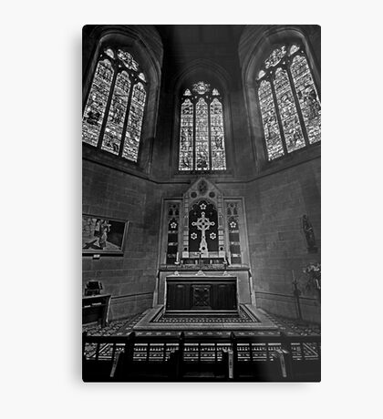 The Lady Chapel Metal Print