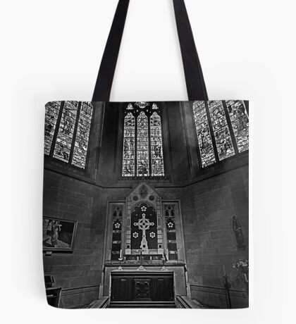 The Lady Chapel Tote Bag