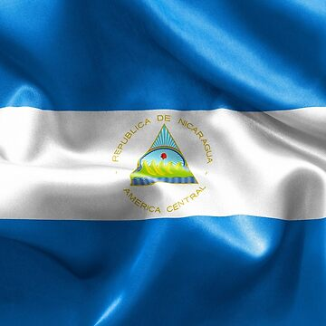 Nicaragua Flag by MarkUK97