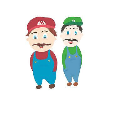 Super Mario Brothers by Herbivorous
