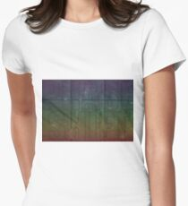 Phase Shift Women's Fitted T-Shirt