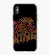 Vinilo o funda para iPhone El rey
