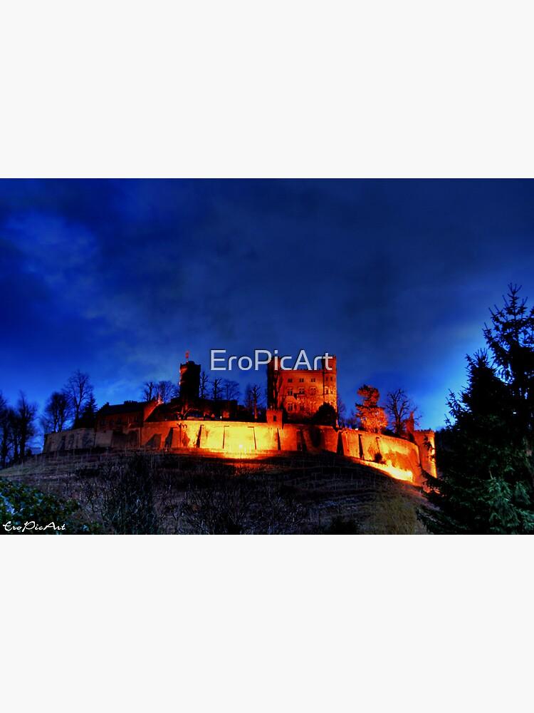 Schloss Ortenberg by EroPicArt
