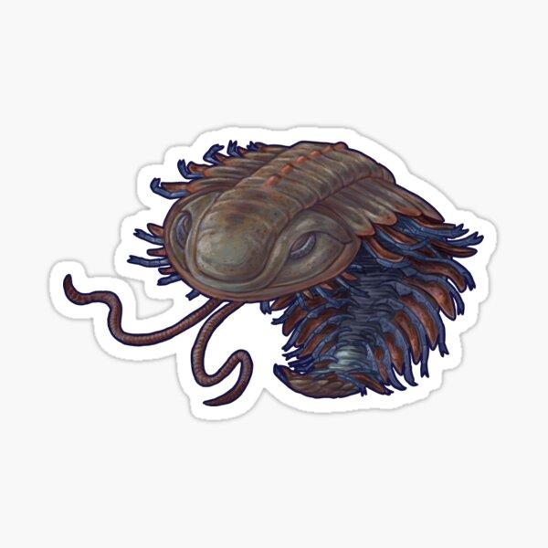 Triarthus eatoni (trilobite) Sticker