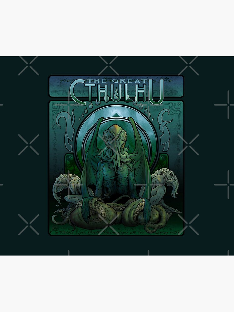 The Great Cthulhu by powersdesign