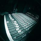 mixing board, Los Angeles by rmenaker