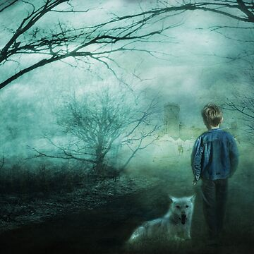 The boy who cried wolf by Lissywitch