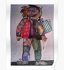HIP ARTIST(C1993) Poster