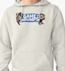 And were the game grumps !  Pullover Hoodie