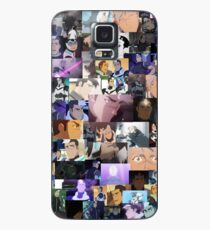 An Excellent Space Boy Collage Case/Skin for Samsung Galaxy