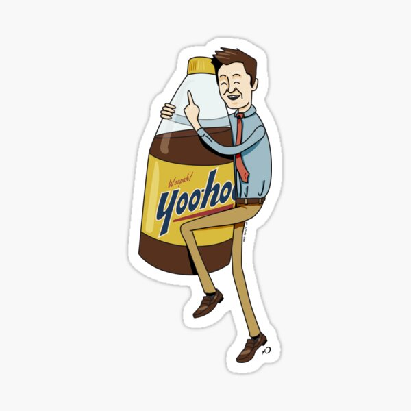 YooHoo Lover Sticker