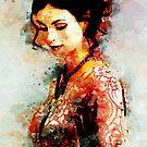 FF - IS - Watercolor by artyfarts