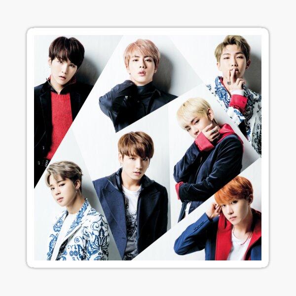 Bts, BTS Sticker