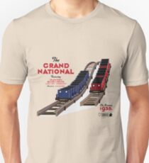 The Grand National - Movie Poster Style Unisex T-Shirt