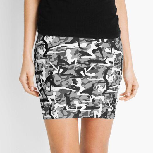 Camuflaje Kamasutra Minifalda