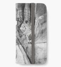 The future of the past iPhone Wallet/Case/Skin