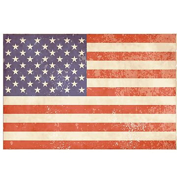 American Flag Gift For Patriots by IKOK