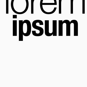 Lorem Ipsum by jimurphy