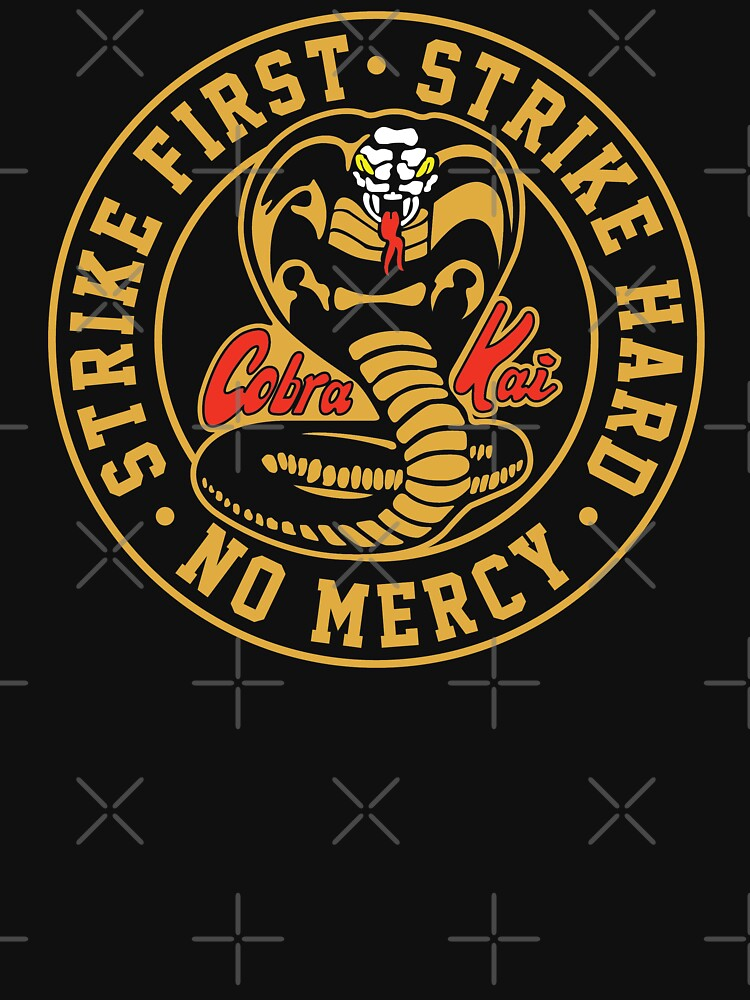 Cobra Kai 2 - (Dark t-shirt only) by Ottakars