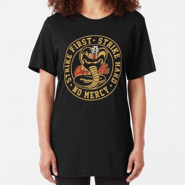 Cobra Kai 2 - (Dark t-shirt only) Slim Fit T-Shirt