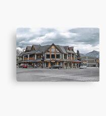 Villa Carugo - Steak House & Bar Canvas Print