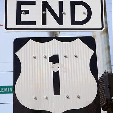 Mile 1 by erozzz
