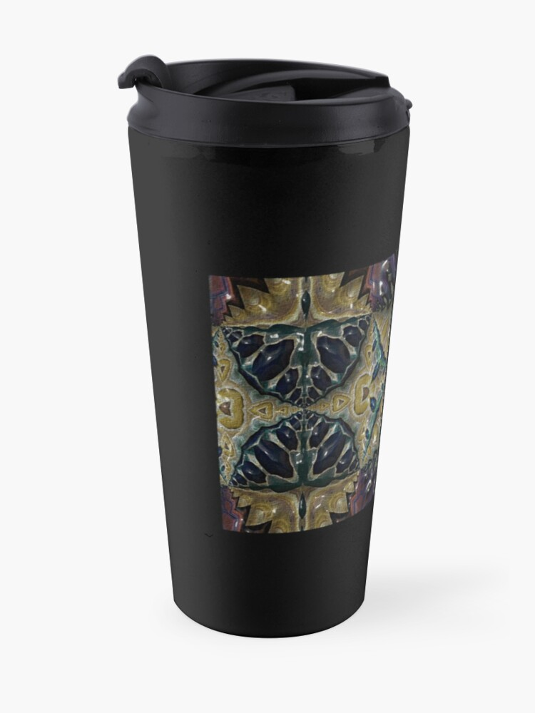Alternate view of Tactile Twilight Travel Mug