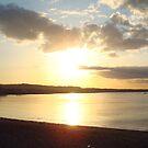 Skerries Sunset 1 by Siobhain