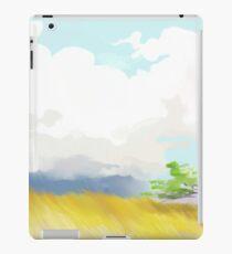 Zambian winds iPad Case/Skin